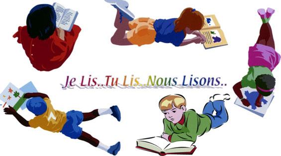 Association je lis tu lis nous lisons des retrait s lisent aux enfants monaco - Ontspannende leunstoel microvezel ...